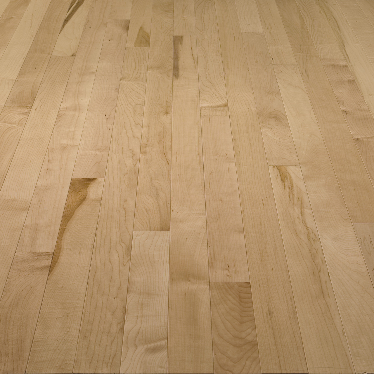 Natural Maple Entranceway By Mullican Flooring Www: HARD MAPLE, NATURAL